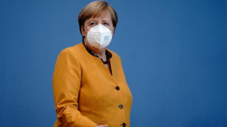 Nach zwei Wochen Teil-Lockdown fordert Bundeskanzlerin Angela Merkel härtere Corona-Regeln für Deutschland. (Foto)