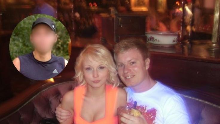 Anneli Tiirik und ihr Freund Paul, der bei dem Abturz der Germanwings-Maschine ums Leben kam.