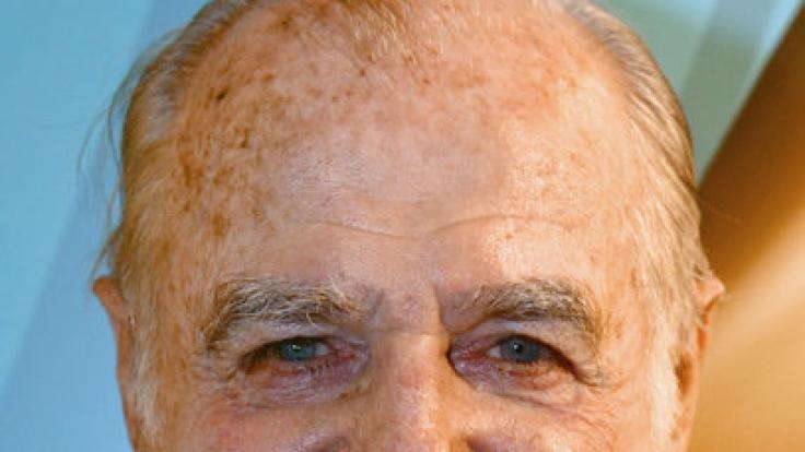 Hans Riegel - Das Gesicht von Haribo starb 2013 im Alter von 90 Jahren.