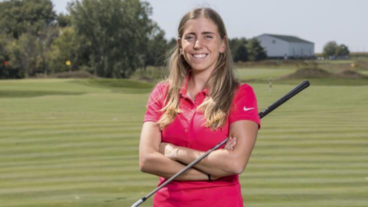 Die Golf-Europameisterin Celia Barquín ist in den USA allem Anschein nach einem Mord zum Opfer gefallen. (Foto)