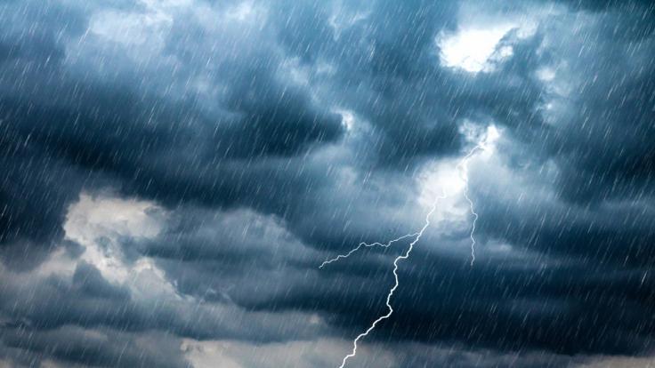 Tief Lynn könnte in einigen Regionen für Überschwemmungen sorgen. (Foto)