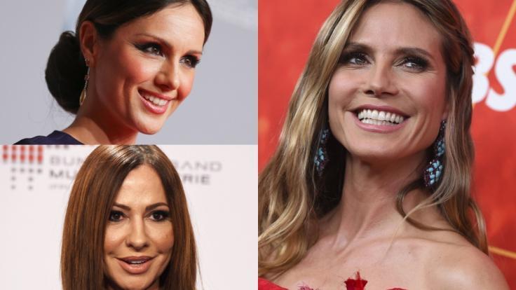 Nazan Eckes, Simone Thomalla und Heidi Klum sind nur drei Promis, die auf Instagram mit Grüßen zum Muttertag aufwarteten.