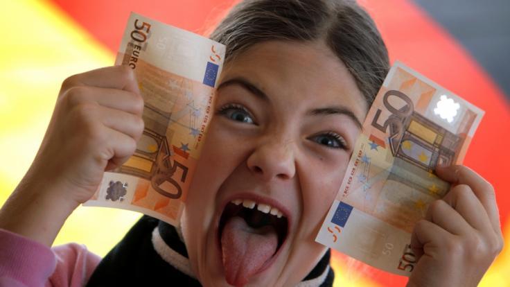 Im Oktober 2020 wird die Auszahlung des Kinderbonus in Deutschland komplettiert. (Foto)