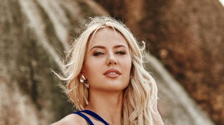 """Die Ex-""""Bachelor""""-KandidatinLina Kolodochka entging nur knapp einer Vergewaltigung. (Foto)"""