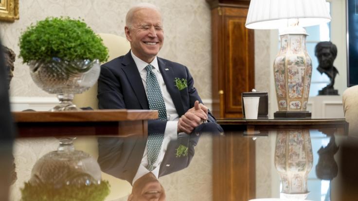 Joe Biden Missbrauch