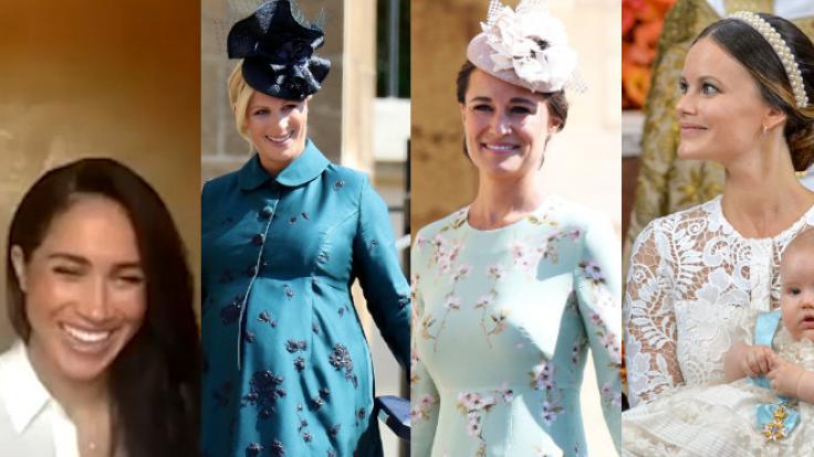2021 dürfen sich Royal-Fans auf zahlreiche kleine Prinzen und Prinzessinnen freuen. (Foto)