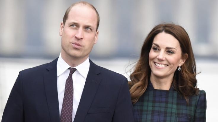 Meisterten auch schon kleine Krisen: Herzogin Kate und Prinz William.