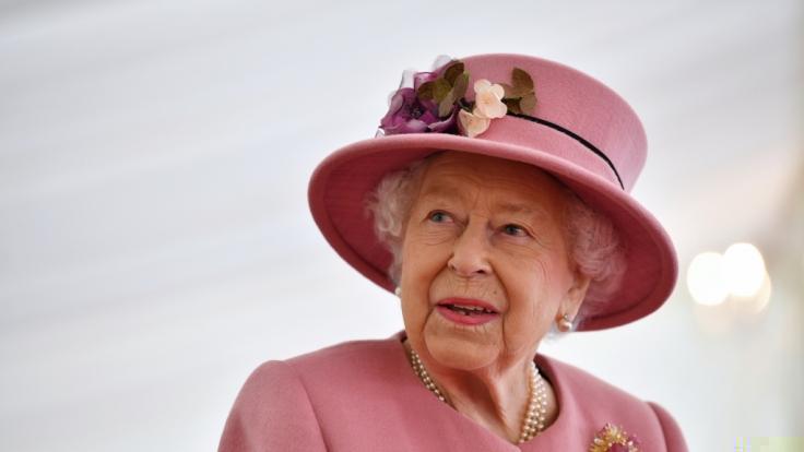 Queen Elizabeth in den Promi-News. (Foto)