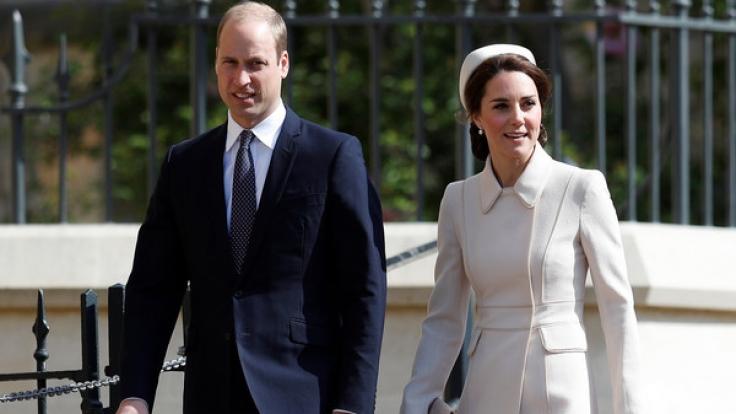Royals-Fans können es nicht abwarten, bis sich bei Kate Middleton und Prinz William wieder Nachwuchs ankündigt. (Foto)