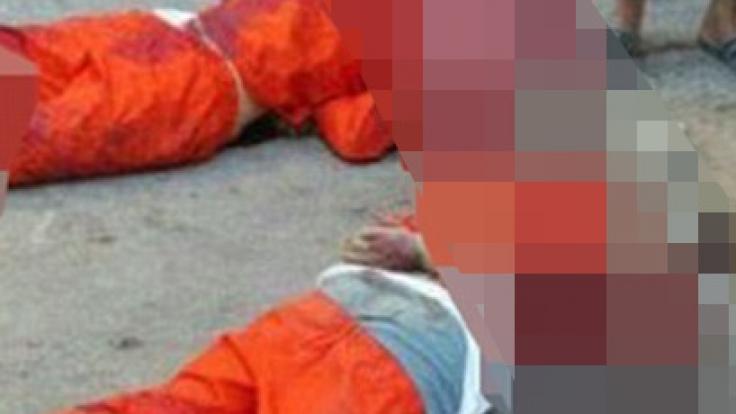 Die Terrormiliz Islamischer Staat exekutierte vier Spieler einer syrischen Fußball-Mannschaft.