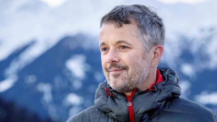 Prinz Frederik von Dänemark hat sich beim Skifahren in der Schweiz böse verletzt. (Foto)