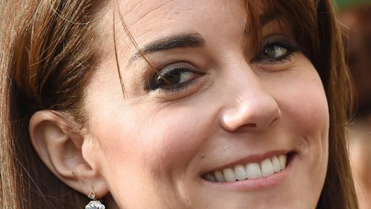 Gerüchten zufolge soll Herzogin Kate Baby Nr. 3 erwarten.
