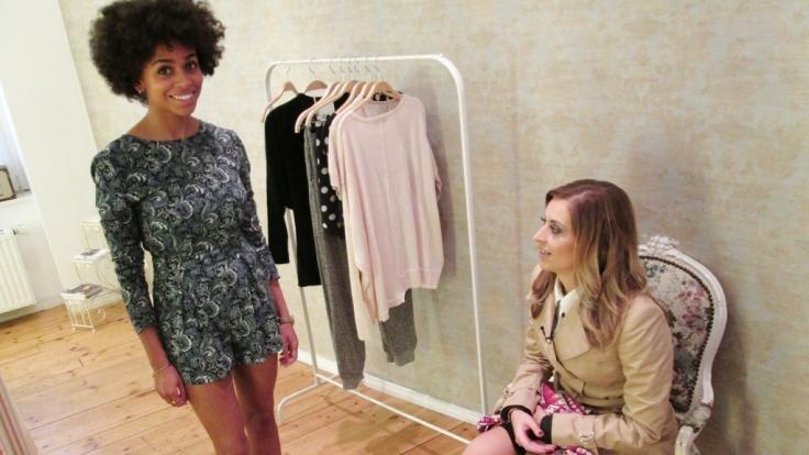 Aimee rastet bei der letzten Folge Shopping Queen 2014 völlig aus.