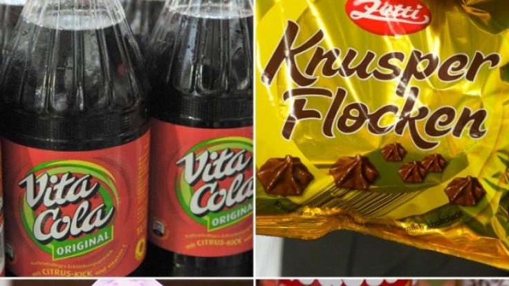 Viele Marken aus der ehemaligen DDR haben die Wende überlebt und sind heute beliebter denn je.