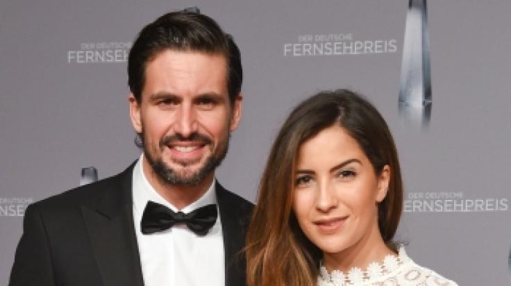 Tom Beck und seine Partnerin Chryssanthi Kavazi werden zum ersten Mal Eltern. (Foto)