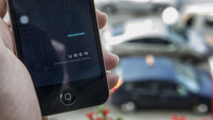 Eine Entscheidung des Europäischen Gerichtshofs weist den Fahrdienstanbieter Uber in seine Schranken. (Foto)