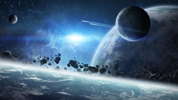 Wissenschaftler scheinen außerirdischem Leben in unserem Sonnensystem zum Greifen nah gekommen zu sein (Symbolfoto).