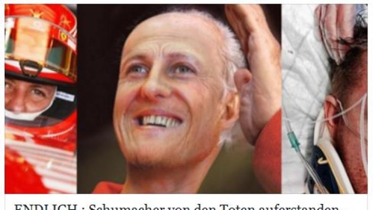 Schumi Gesundheitszustand Aktuell