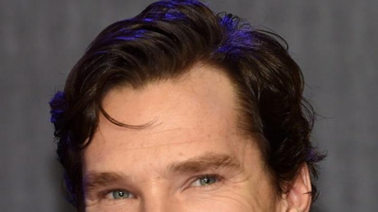 Benedict Cumberbatch wurde durch die Rolle des Sherlock Holmes international bekannt. (Foto)