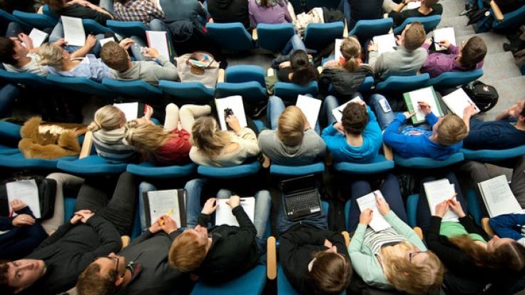 Das Wintersemester 2014 steht in den Startlöchern: Am 1. Oktober beginnt für viele Studenten das Studium.
