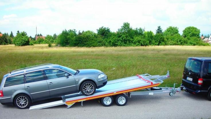 Ferner Wagenkauf: So gelingt der Autotransport (Foto)