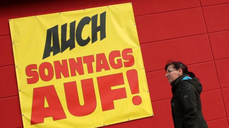 Auch an diesem Sonntag, 15.09.2019, lockt in zahlreichen deutschen Bundesländern der verkaufsoffene Sonntag. Wo und wann am 15. September verkaufsoffen ist, erfahren Sie hier! (Foto)