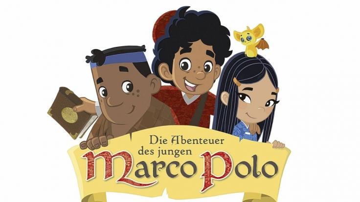Die Abenteuer des jungen Marco Polo bei KiKA