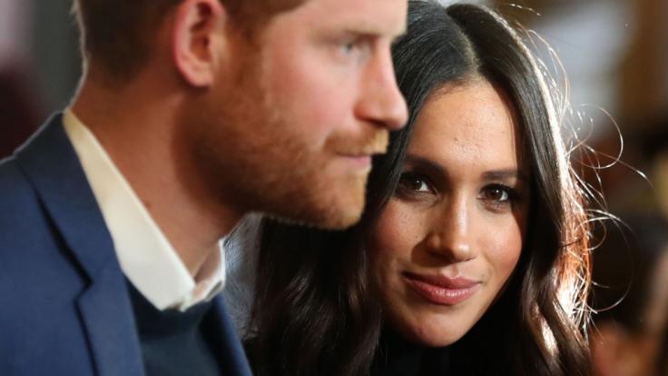 Meghan Markle und Prinz Harry müssen sich Vorwürfe gefallen lassen, den britischen Steuerzahler über Gebühr strapaziert zu haben. (Foto)