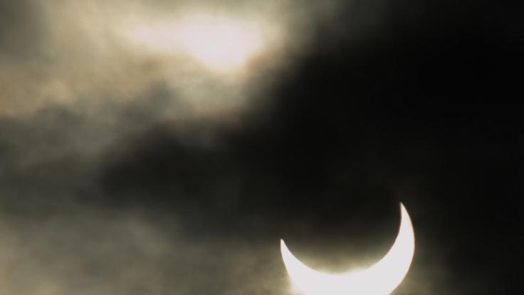 Sternschnuppen, Sonnenfinsternisse und viele weitere Ereignisse gibt es 2015 am Himmel zu beobachten. (Foto)