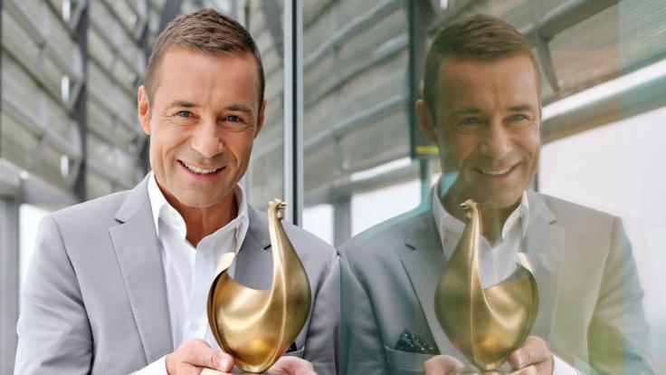 """Kai Pflaume wird auch in diesem Jahr wieder die """"Goldene Henne"""" moderieren. (Foto)"""