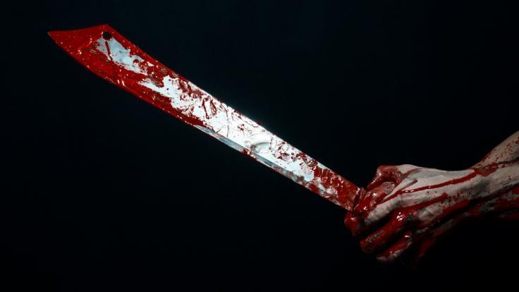 Bei einer Macheten-Attacke im nordenglischen Dunkinfield ist ein Mann skalpiert worden (Symbolbild). (Foto)