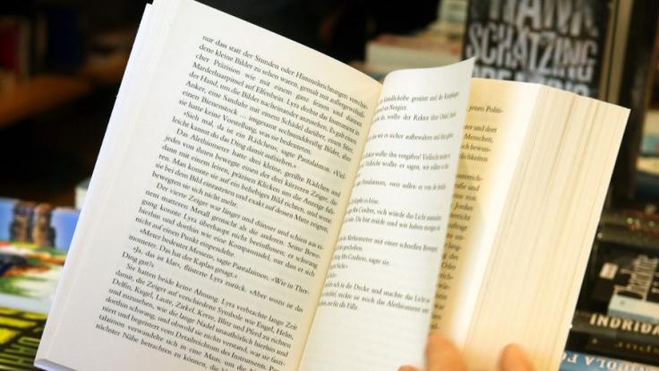 Bei kuriosen Buchtiteln lesen die Leser gerne weiter.
