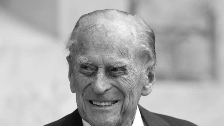 Prinz Philip ist im Alter von 99 Jahren gestorben. (Foto)