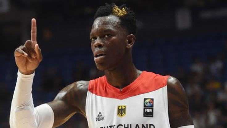 Dennis Schröder will mit der deutschen Mannschaft in das Eurobasket-Viertelfinale einziehen. Dazu muss aber erst Achtelfinal-Gegner Frankreich geschlagen werden. (Foto)