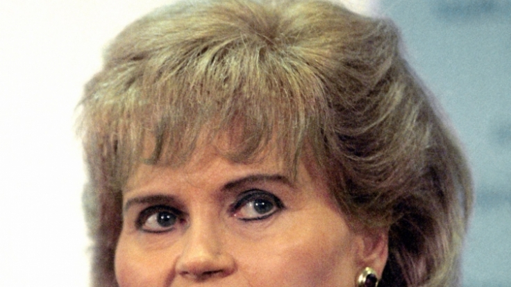 Hannelore Kohl war mehr als vier Jahrzehnte die Ehefrau von Helmut Kohl. (Foto)