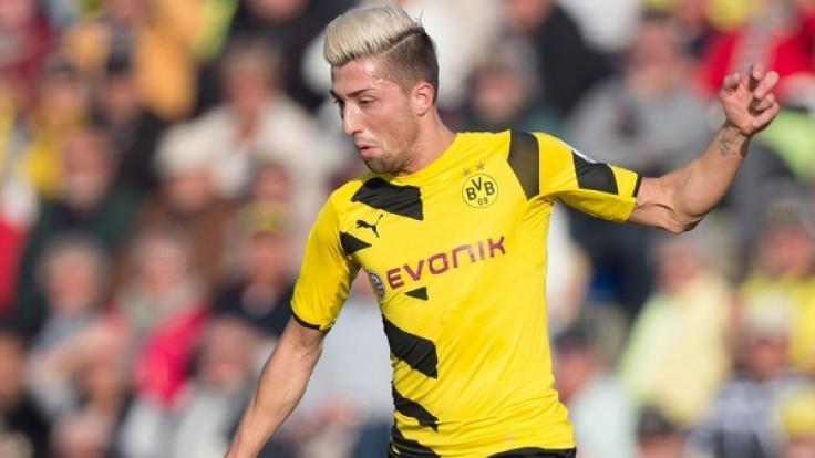 Holt Top-Talent Kevin Kampl von RB Salzburg den BVB aus dem Tabellenkeller? (Foto)