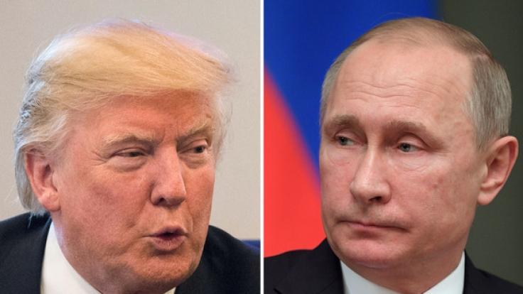 Historiker Ian Kershaw warnt vor einem Zusammentreffen von Donald Trump und Wladimir Putin.