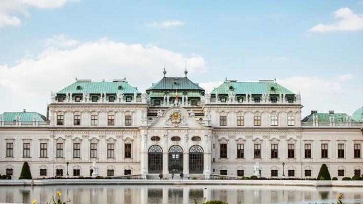 Mein Belvedere - Prinz Eugen und sein Schloss bei 3sat