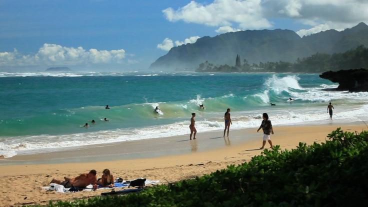Hawaii - Inside Paradise bei 3sat (Foto)