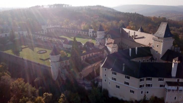 Herrensitze - Die Rosenburg: Adlerstolz und Adelspracht bei 3sat (Foto)