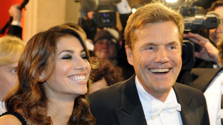 Dieter Bohlen und seine Freundin Carina Walz sind das Traumpaar des Jahres.