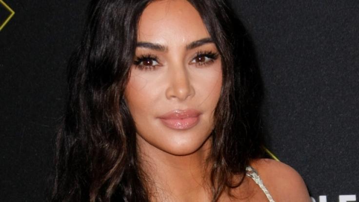 Kim Kardashian frohlockt wieder bei Instagram. (Foto)