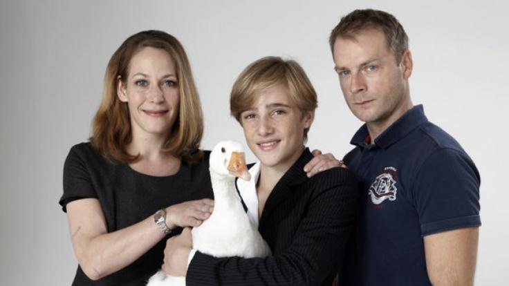 Stephanie Japp (l.) wirkte 2011 zusammen mit Justus Kammerer und Hinnerk Schönemann in der Verfilmung von