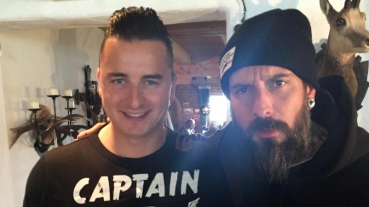Dream-Team oder musikalische Komödie? Daniel Wirtz trifft auf Andreas Gabalier! (Foto)