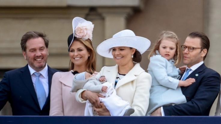 Das Schicksal von Prinzessin Christina erschüttert das gesamte schwedische Königshaus.