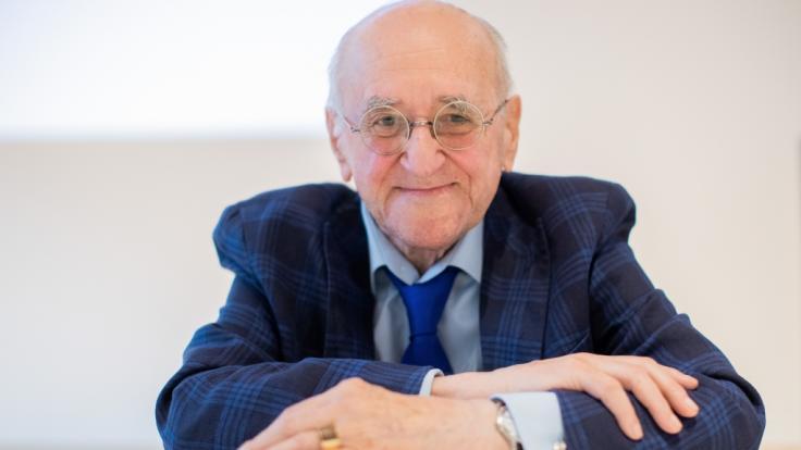 TV-Urgestein Alfred Biolek ist mit 87 Jahren gestorben. (Foto)