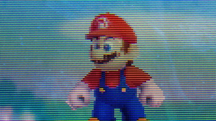 Seit den 80ern erfreut Super Mario Groß und Klein.