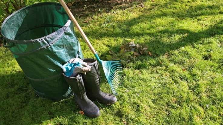 Gartenarbeit tut nicht nur der Seele gut, sondern auch dem Körper. (Foto)