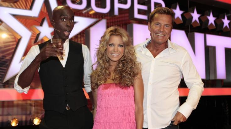 """So sah Sylvie Meis während ihrer ersten """"Supertalent""""-Staffel aus. (Foto)"""