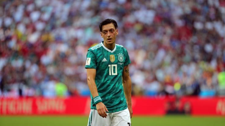 Ist Mesut Özil schuld am WM-Debakel? (Foto)